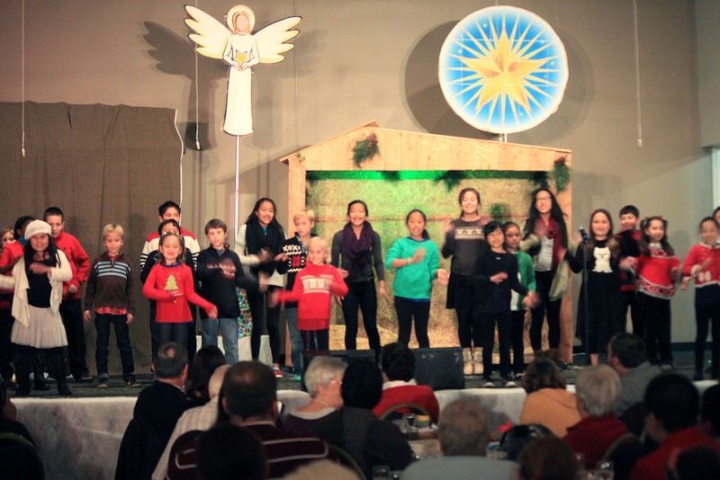 Chrismtas Musical - 'An Out of the Box Christmas' - Torrance Salvation Army - 12.14.13